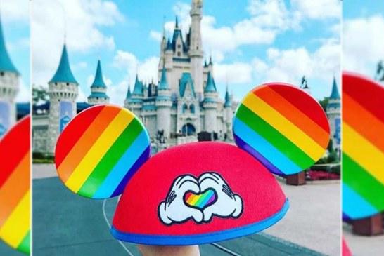 Disney será sede de desfile LGBTQ por primera vez en la historia
