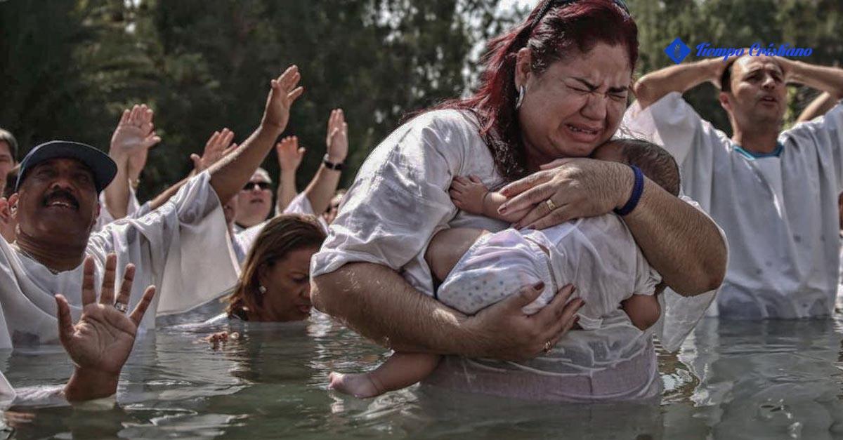 Más de 12.000 personas se Bautizaron en el Amazonas