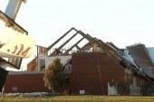Tornado destruye iglesia mientras niños cantaban a Jesús y todos sobreviven