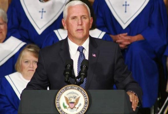 Vice Presidente de EE.UU. sale en Defensa de los Cristianos Perseguidos de todo el Mundo