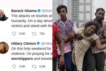 """Obama y Hillary Clinton omiten la palabra """"cristiano"""" en sus pésames"""