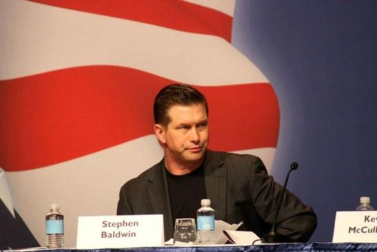Actor Stephen Baldwin: No puedes ser cristiano y apoyar el aborto