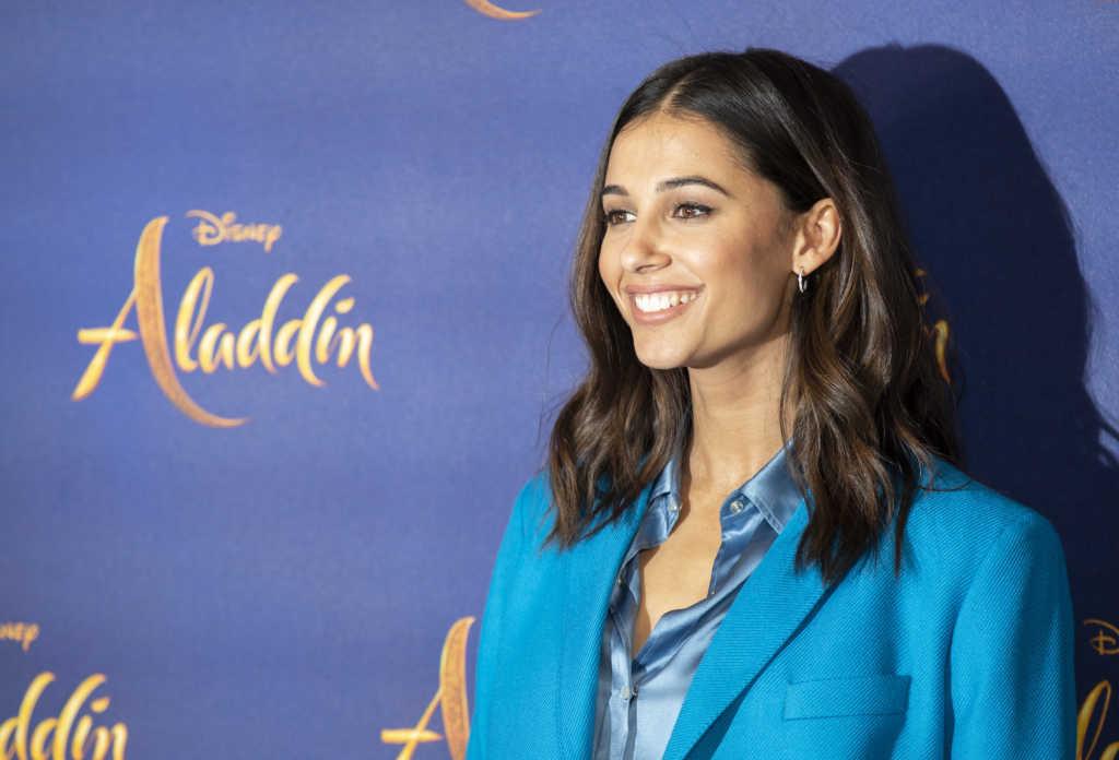 La estrella de 'Aladdin', Naomi Scott, dice que su fe cristiana es 'parte de lo que lo soy'