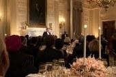 Trump exhorta a usar el poder de la oración para poner fin a la violencia