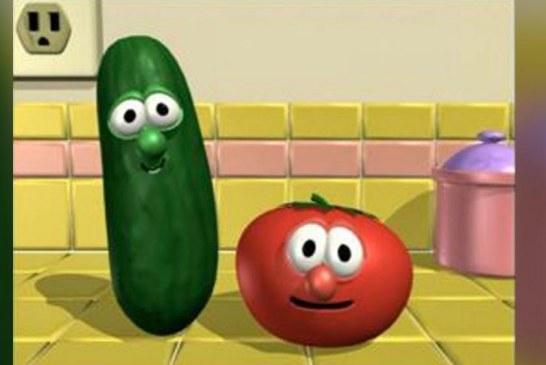La serie animada 'Veggie Tales' basada en la fe vuelve a la televisión