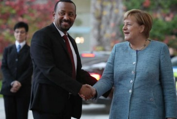 Primer ministro evangélico de Etiopía recibió el Premio Nobel de la Paz