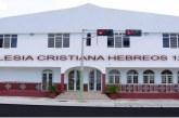 Iglesia Cristiana Hebreos 12:14