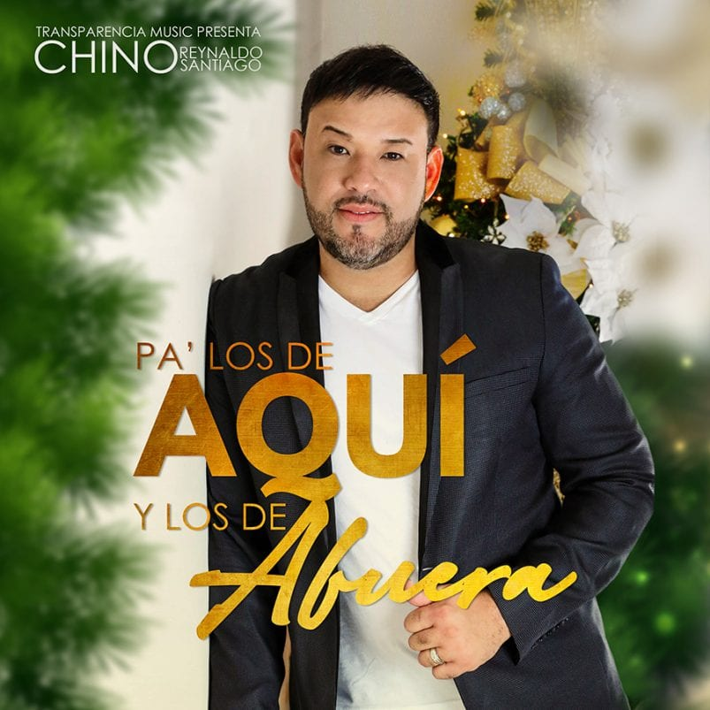 """Chino le canta a la diáspora boricua en su tercer sencillo de Navidad """"Pa' los de aquí y los de afuera"""""""