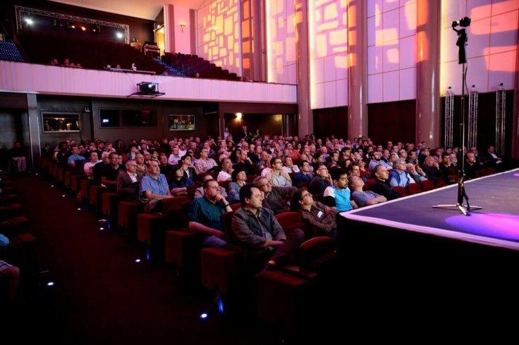 GCT Paris Day 1 - Audience