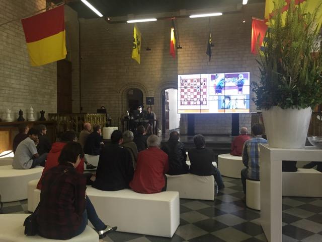 Leuven GCT area analisi