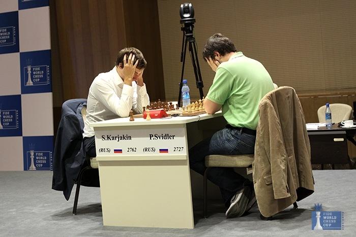 La FIDE World Cup verso il Torneo dei Candidati