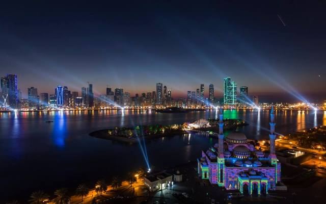 sharjah-light-festival