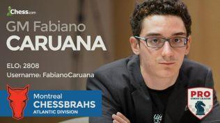 PRO League 2017 Caruana