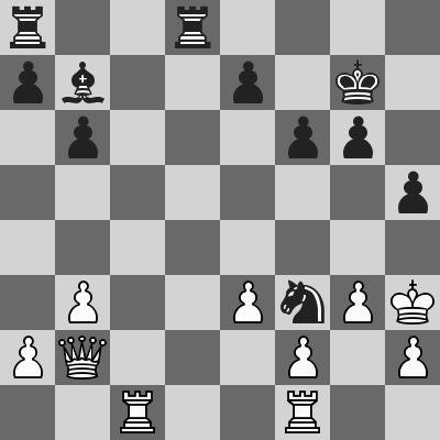 Sanal-Livaic dopo 19. ... f6