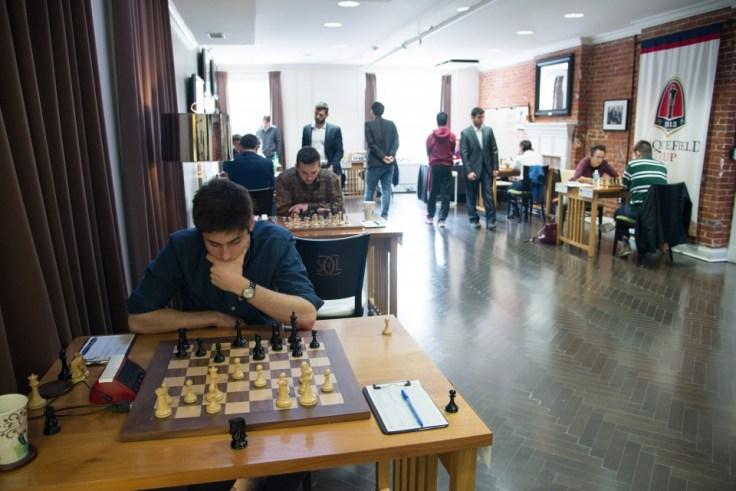 2017 Winter Chess Classic - Round 11