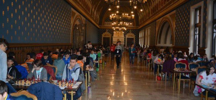 Sala torneo Iasi