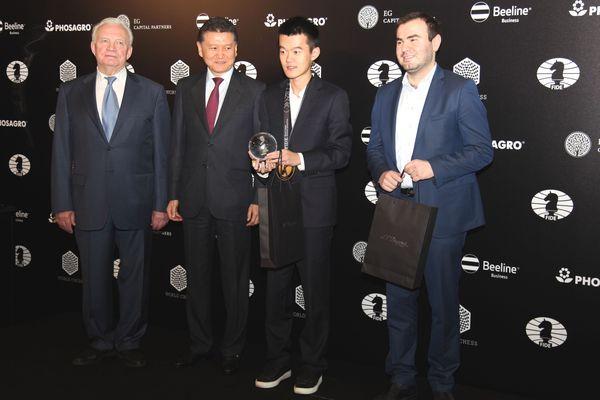 GP Moscow - I vincitori