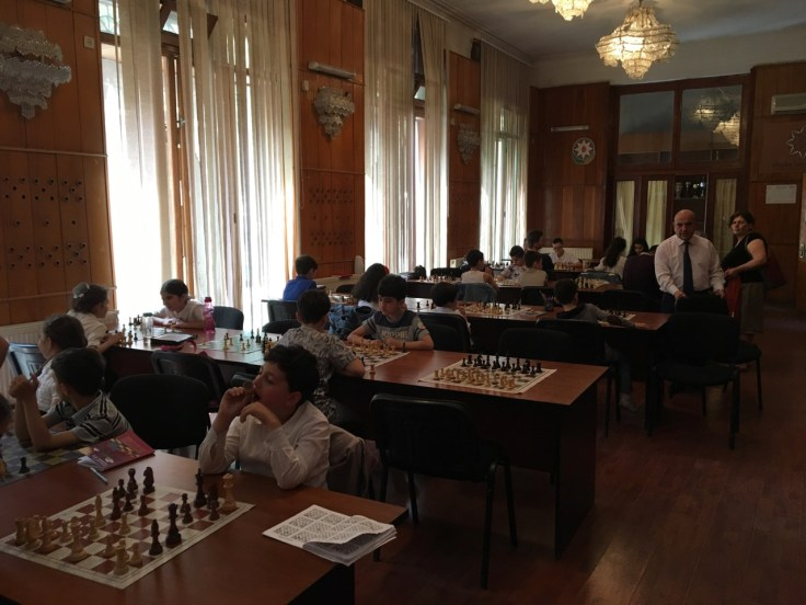 Baku - ChessClub #3