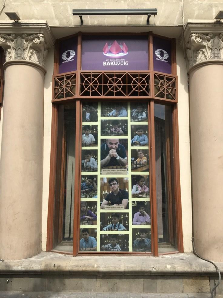 Baku - ChessClub Esterno #1