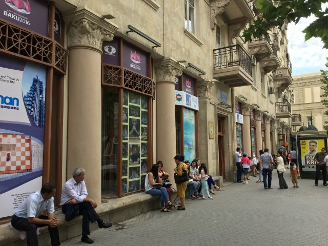 Baku - ChessClub Esterno #2