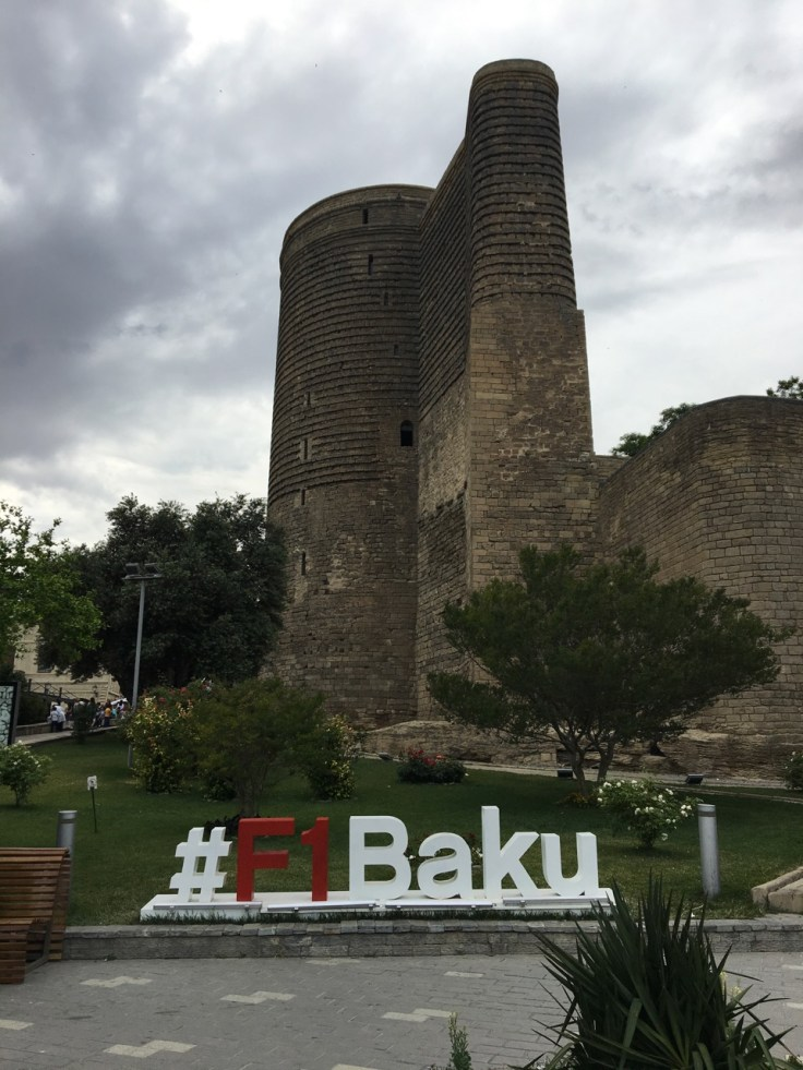Baku - Torre della Vergine