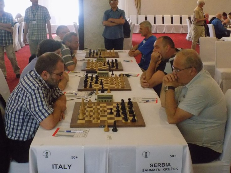 ESTC+50 Novi Sad - Italia