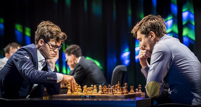 Carlsen-Karjakin