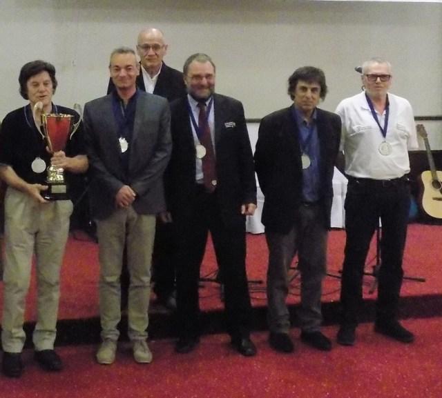 Senior 50+ - Italia premiata (2a assoluta)