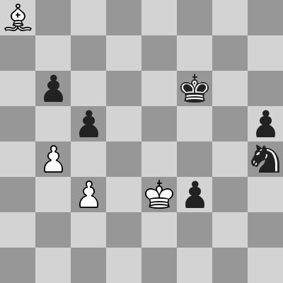 Carlsen-MVL dopo 63. b4