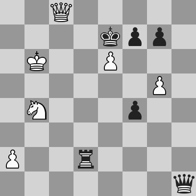 Kasparov-Navara dopo 48. ... Re7