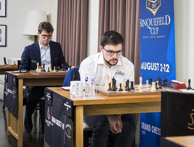 Sinq 2017 - MVL & Carlsen