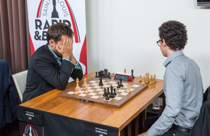 SLRB17 - B1 Aronian-Caruana