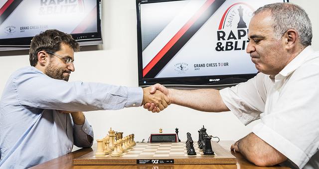 SLRB17 - B2 Aronian-Kasparov (Lennart Ootes)
