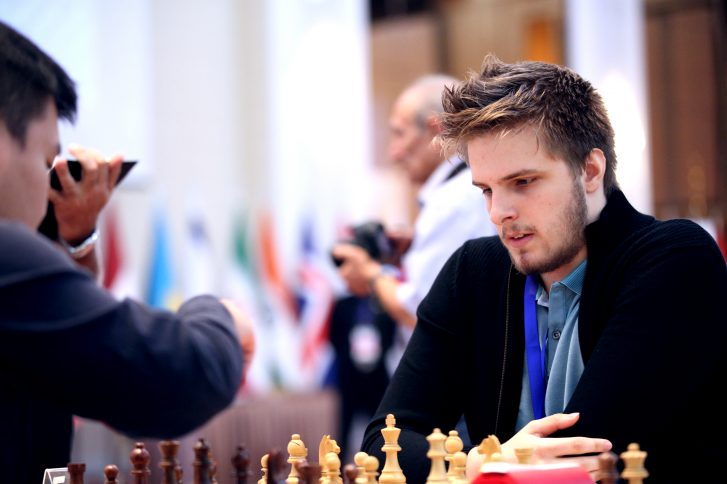 FIDE World CUP 2017 - R3 Rapport (Karlovich)