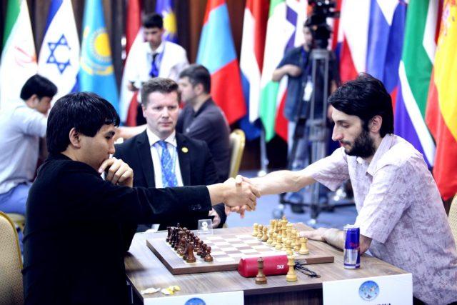 FIDE World CUP 2017 - R4 Jobava-So (Karlovich)