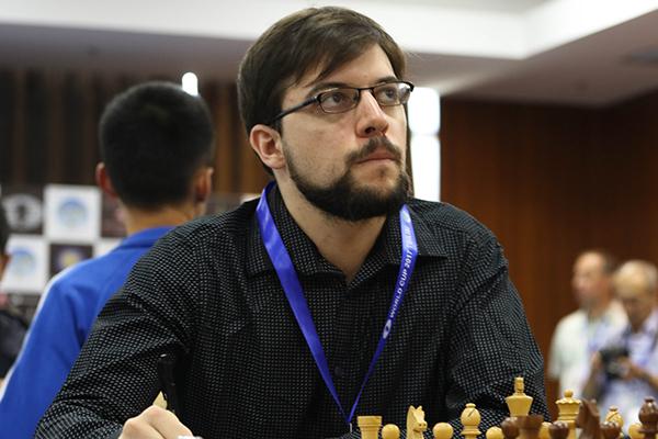FIDE World CUP 2017 - R4 MVL (RCF)