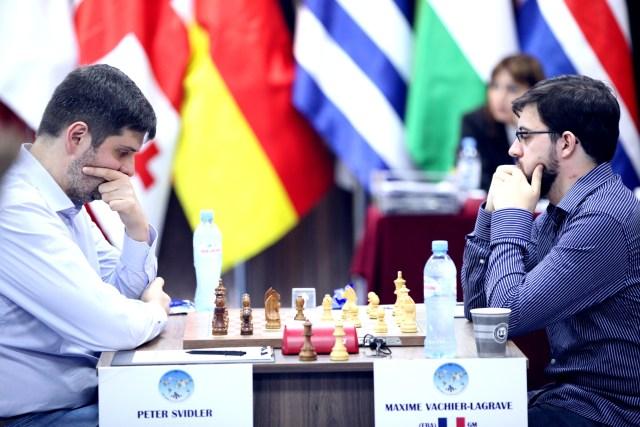 FIDE World CUP 2017 - R5 MVL-Svidler (Karlovich)