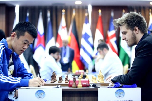 FIDE World CUP 2017 - Rapport-Ding Liren (Karlovich)