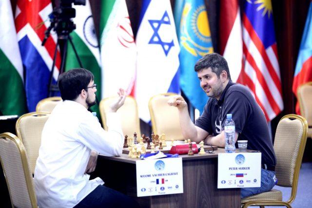 FIDE World CUP 2017 - R5 TB MVL-Svidler (Karlovich)