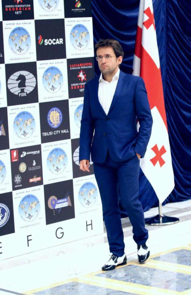 FIDE World CUP 2017 - R7 Aronian (Karlovich)