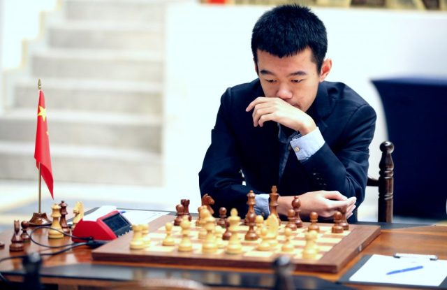FIDE World CUP 2017 - R7 Ding Liren (Karlovich)