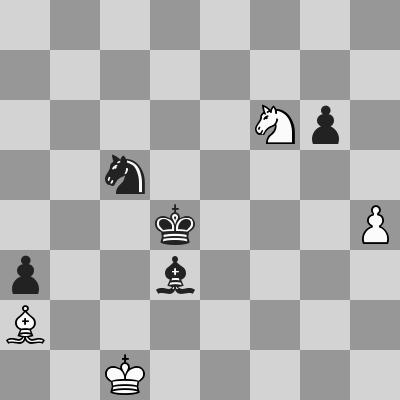 FIDE World CUP 2017 - R7 P2 Ding Liren-Aronian dopo 59. Cf6