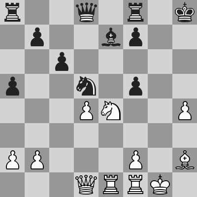 FIDE World CUP 2017 - R7 R2 Ding Liren-Aronian dopo 25. Dd1