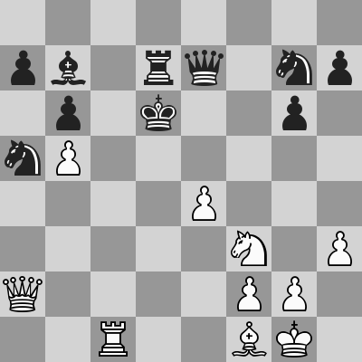 Jobava-Yu Yangyi - R2, R1 dopo 33. Tc1