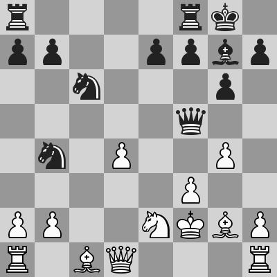 Potemkin – Alekhine, Russia 1912