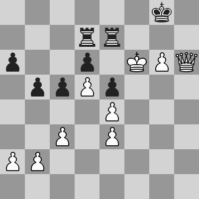 Shirov-Short dopo 41. ... Tcd7