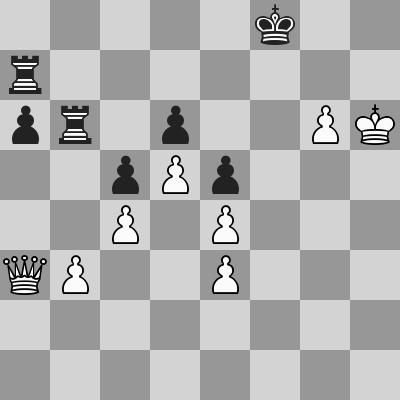 Shirov-Short dopo 54. ... Ta7