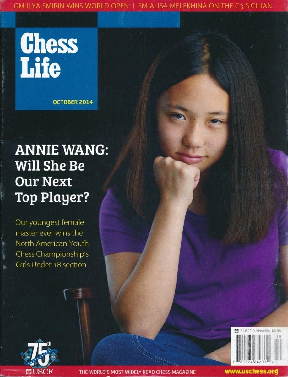 Devastante Annie Wang