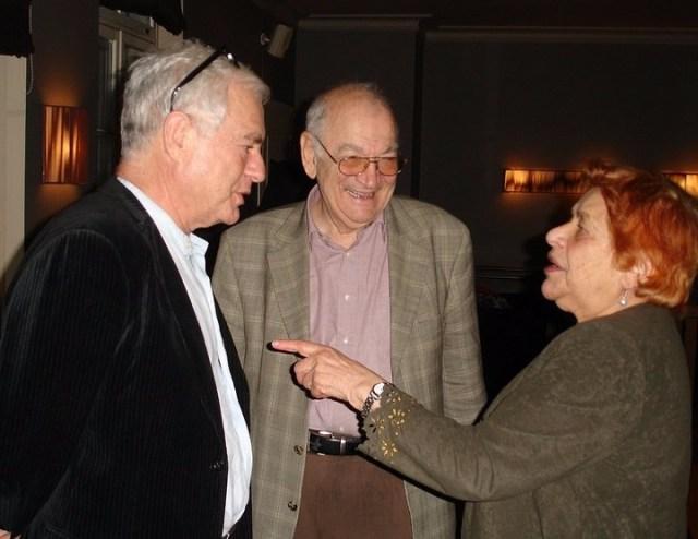 Volpert, Korchnoi, Sosonko
