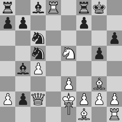 Bai Jinshi-Ding Liren dopo 17. Re2